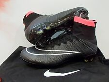 NIKE MERCURIAL VAPOR SUPERFLY FG FLYKNIT FOOTBALL OBRA BOOTS STEALH PACK