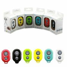 Wireless Bluetooth Remote Control Camera Shutter For Monopod iPhone 5S 5C 5 4S 4