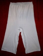 UNDERSCORE White Light Control Long Panty Shorts Leg Thigh Shaper Smoother NWOT