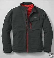 NWT Eddie Bauer Mens Mountain Ops Down Jacket First Ascent Dark Smoke
