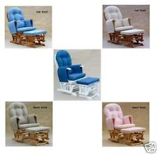 Recliner Glider Nursing Chair & Stool Removable Covers / Replacement items