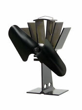 heat powered stove top fan for wood/coal fire burner (eco friendly)
