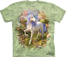Unicorn Forest Kids T-Shirt from The Mountain. Youth Child NEW
