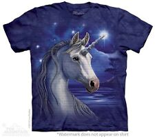 Unicorn Night Kids T-Shirt from The Mountain. Youth Child NEW