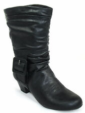 style & co. black yes me boots 10m retail $89