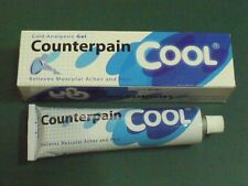 COUNTERPAIN COOL COLD ANALGESIC GEL RELIEVES MUSCULAR ACHES AND PAIN 30,60,120G.