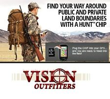Hunting GPS Maps For Garmin GPS UNITS ****authorized dealer****