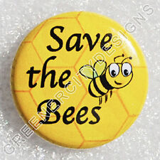 A7 - Save the Bees - Beehives, Environmental Awareness, Pollination Food Rights