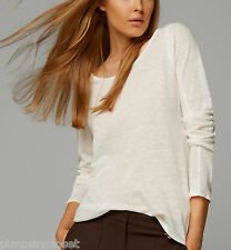 MASSIMO DUTTI (ZARA GROUP)   BUTTONS T-SHIRT   6862/631 NWT 2014 COLLECTION