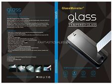 Tempered Glass Screen Protector for iPhone 4S 5 5S 5C Samsung S3 S4 S5 Note 2 3