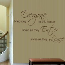 Everyone Brings Joy Removable Wall Quote Large Interior Wall Quote Niq27