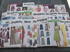 C Simplicity ~ All Patterns are Size 2-4 (2,3,4) U-PICK ~ 11+ Listed ~ 8318 NIP