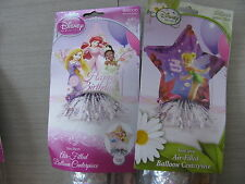 """Disney 14"""" Air-Filled Balloon party Centerpiece  *Choice of Design / Characters*"""