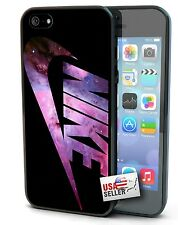 Nike Milky Way Galaxy 4 4s 5 5S 5C Case Free S&H USA