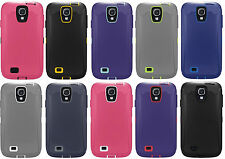 FOR SAMSUNG GALAXY S4  HD HYBRID CAMO DEFENDER CASES BUILD IN SCREEN PROTECTOR