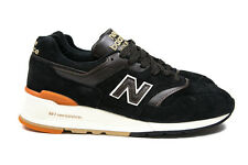 New Balance Men's Made in USA M997PR in Black BNIB Sizes 7-13 Free Shipping