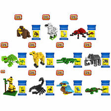LOZ Toys Diamond Mini Nano Micro Building Blocks Animals Spider Series Kids Gift