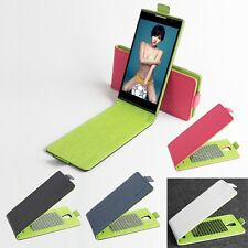 "New Original Leather Case Cover For 5"" Doogee Turbo DG2014 Smartphone UD C2"