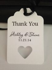 Wedding Tags Favor Tag Thank You Gift Hang Tags Personalized Buy 2 Get 1 Free