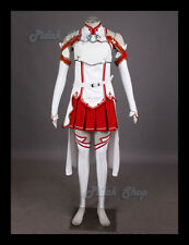 sword art online asuna costume cosplay western size clothes cloak