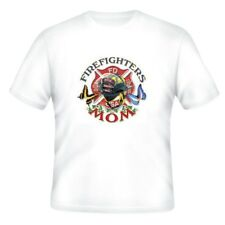 Fire Ems Police T-shirt Firefighters Mom Firemen Fire Fighter