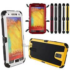 NEW Shockproof Aluminum Gorilla Metal Case for Samsung Galaxy Note 3 N9000 Cover