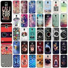 New Various Design Pattern Romantic Case Cover Skin For Samsung Galaxy S3 S4 S5