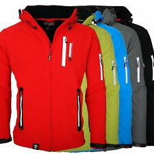 Geographical Norway Trimaran Herren Softshell Funktions Outdoor Jacke wasserfest