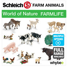 SCHLEICH WORLD OF NATURE FARM LIFE FARM ANIMALS ANIMAL TOYS & FIGURES FIGURINES