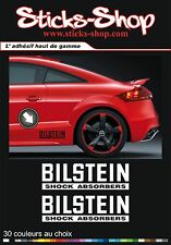 2 stickers Bilstein decals pegatinas car auto sport race course  Ref: 321-E12