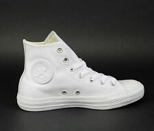 Converse Chuck Taylor All Star Unisex A/S Leather Hi White 1T406