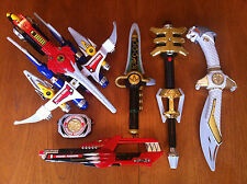Mighty Morphin Power Ranger Set Of Weapons Just Select The One You Want