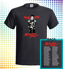 World Tour Moonshine Jungle 2014 Bruno Mars Men's 2 Sides T-Shirt S M L - 3XL