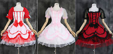 M-3115 S/M/L/XL/XXL Gothic Classic Lolita Cosplay Kleid dress costume Kostüm