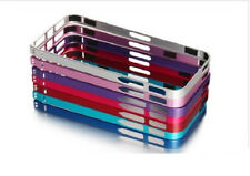 0.7mm Ultra-thin Aluminum Metal Bumper Frame Blade Case Cover For iphone 5S 5 5G