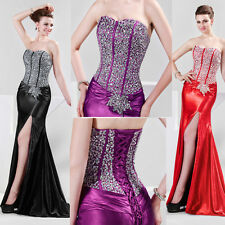 2014 CHEAP SEXY Mermaid Evening Party Cocktail Prom Gown Bridesmaid Dresses NEW