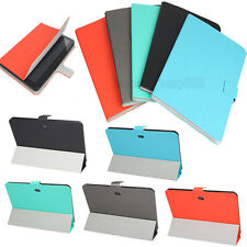 "Ultra Slim Durable Flip Leather Case Cover For 10.1"" pipo MAX M9 Tablet PC 01"