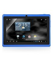 Android Tablet 4.2 WiFi 512MB 4 GB A23 Dual Core Blue White Black Pink