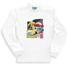 Automotive Sweatshirt Thunder From The 50's Fifties Classic Car Cars Antique