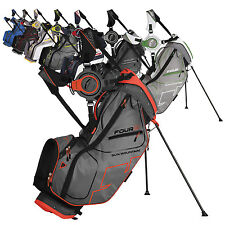 New Men's 2015 Sun Mountain Four 5 Stand Bag (Discont.) - Choose your color!