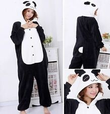 Hot Unisex Adult Kigurumi Pajamas Anime Cosplay Costume Onesie Sleepwear Panda