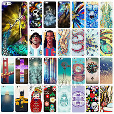 "Painted Pattern Plastic Hard Back Case Cover for Apple iPhone 6 4.7"" 6 Plus 5.5"""
