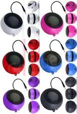 RECHARGEABLE MiNi PORTABLE TRAVEL BASS SPEAKER FOR LG SU920 And More