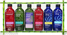 1 BATH BODY WORKS AROMATHERAPY BATH BODY MASSAGE OIL SENSUAL STRESS RELIEF SLEEP