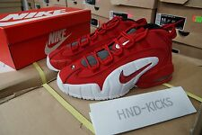 Nike Air Max Penny 1 university red white orlando lot ii iii iv foamposite