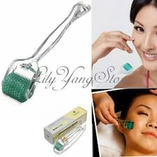 0.3/0.5/1.5mm MicroNeedle Derma Skin Therapy Anti-aging Scar Acne Wrinkle Roller