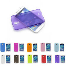 Pure Color Utra Thin Hard Matt Gel Cover Case Skin for Samsung GalaxyS4 IV i9500