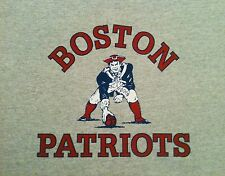 Boston Patriots Men's T-Shirt ---------- Football - New England - Pats