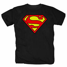 Superman batman big bang theory joker supermann iron man captain america S-XXL