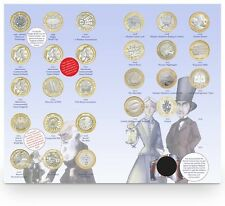 Various British £2 Coins - Select which you want - VGC - Collectable